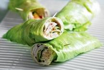 Great Healthy Food Ideas / by Sara Beer