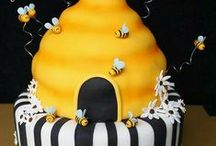 Let Them Eat Cake / I love to bake and decorate cakes for all occasions.  One of my favorite hobbies : ) / by Trisha Bush