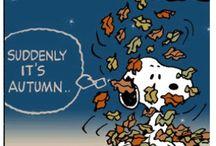 "Autumn / ""Autumn, the years last, loveliest smile.""         ""William Cullen Bryant"" / by Glenda Collins Emerson"