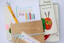books / Must Read books for kids, reading programs, summer reading incentives, Children's Books / by barn owl primitives