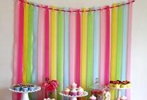 Party ideas / by Kimberly Greene