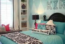 Girls Bedrooms / by Andrea McDaniel