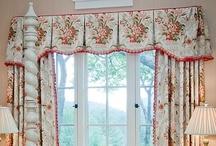 Window Treatments / by Davetta Moore Designs