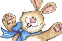 Easter Clip Art / by Janet Derwinski