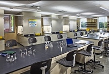 Higher Education / Exceptional higher education environments designed by Wight & Company. / by Wight & Company