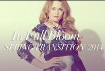 In Full Bloom - Spring Transition 2014 / Our latest collection featuring new pieces for Spring 2014! / by IGIGI