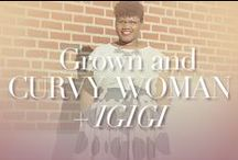 "Grown and Curvy Woman + IGIGI - Summer in Style / Scenic European destinations, tropical getaways and chic styles - Georgette from ""Grown and Curvy Woman"" pins her dream destination this summer! View Georgette's blog here - http://grownandcurvywoman.com/ / by IGIGI"