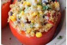 healthy eats / by Dana Hamer King