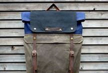 Baggage (The Good Kind) / Satchels, totes and hobos...  Oh my! / by Jenn Knaus