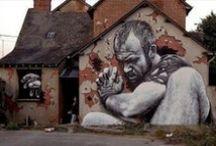 Street ART / The Best OF Street ART on WIKILINKS / by Bob Grey