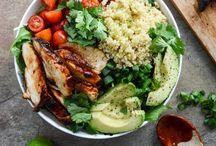 salad / by Lisa Arndt