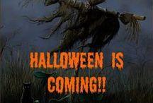 I Love Halloween!!!!!!!! / by Denima Lund