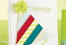 Birthday Cards / by Paper Crafts & Scrapbooking Magazine