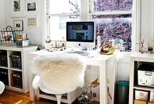 Workspace / by Carolina Chades