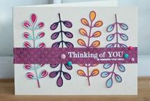 Hello/Thinking of You Cards / by Paper Crafts & Scrapbooking Magazine