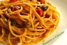 Fotoricette - pasta / by Annachiara Piffari