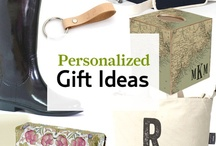 Personalized Gift Ideas / by Country Living Magazine