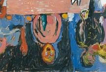 GEORGE BASELITZ / by Ebru E. Duvenci -Artist