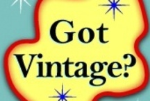 Shop Vintage.... / Vintage Shopping / by jujubee1