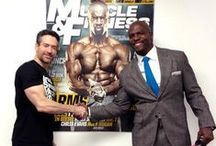 Athletes & Celebrities / by Muscle & Fitness