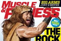 Magazine / by Muscle & Fitness
