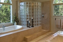 Bathroom Remodel - Gathering Ideas / by Christine E Stout