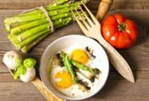 Healthy Recipes / by Muscle & Fitness
