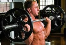 Shoulder Workouts / by Muscle & Fitness