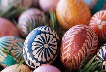 Holiday: Easter / by Azineth Briones