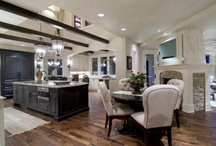 Dream Kitchens / by Azineth Briones