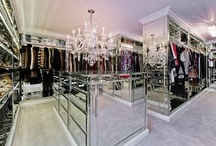 Dream Closets and Vanities / by Azineth Briones