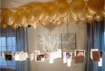 Party Ideas / by Cheryl Brown