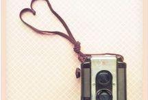 cam's & lens / by Luna Garcia