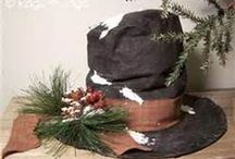 Primitive Christmas / by Karen's Treasures