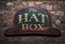 Hat Pins & Hat Boxes / by Terry Sutherland