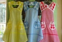 Aprons / by Terry Sutherland