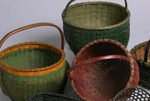 Fantasy Basket Shop / Baskets of all sizes, all shapes, all colors, and all materials.  / by Terry Sutherland