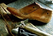 Fantasy Shoe Cobbler / All the things a Shoe Cobbler needs to make you a nice pair of foot ware. / by Terry Sutherland