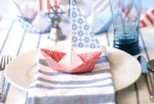 Table Settings / by Jennifer Salazar