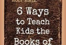 Children's Books of the Bible ideas / by Sheila Diggs