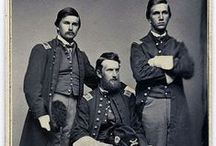Civil War Soldiers / by Terry Sutherland