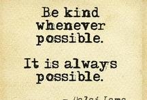 well said / by Becki Kempton