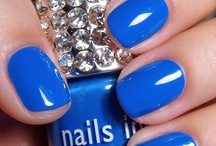 LACQUER... POLISH.... Nails!!!!! / by Pey-Guy Marra