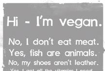 true dat.  / by Amanda ~ sunny vegan