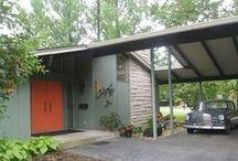 Doors, Gates, Garages & Entryways / by Marci Deignan