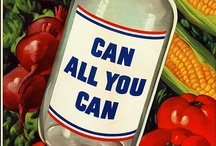 Canning Like Crazy! / by Carolyn Evans-Dean