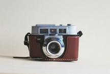 cameras i love / by Crystal O.