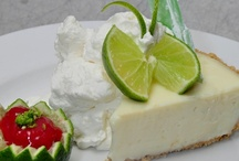 Key Lime - Anytime! / Key Lime inspired Food & Drinks / by Perry & Sandy Pappas