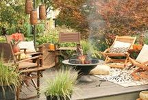 ♥Outdoor living♥ / by Dina Averkieva