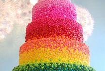 Cakes Ideas / Beautiful cakes & more / by Pey-Guy Marra